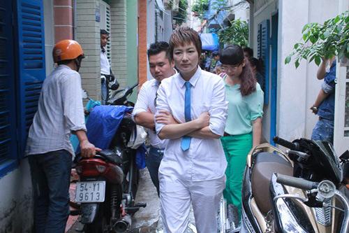 Nghẹn ngào đám tang Wanbi Tuấn Anh - 10