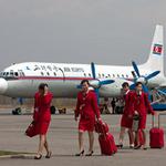 Tin tức trong ngày - Triều Tiên sốt vó vì máy bay chở khách dự lễ
