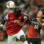 Bóng đá - Nagoya – Arsenal: Đẳng cấp lên tiếng