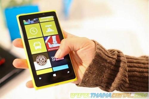 """""""Cháy hàng"""" Lumia 920 chạy Android giá 4,5 triệu - 5"""