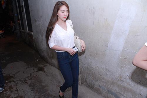 Sao Việt viếng Wanbi trong đêm - 9