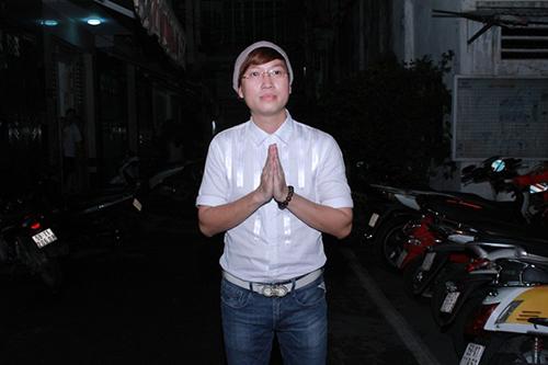 Sao Việt viếng Wanbi trong đêm - 13