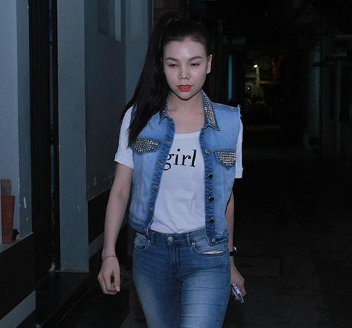 Sao Việt viếng Wanbi trong đêm - 6