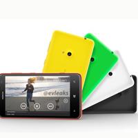 Nokia Lumia 625 lộ ảnh trước giờ G