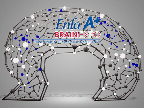 10 điều không thể bỏ qua tại Enfa A+ Brain Expo - 1