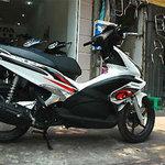 An ninh Xã hội - Nghi án 1 thượng sĩ công an trộm xe máy