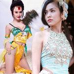 Thời trang - Khi mỹ nhân Việt mặc đồ cổ trang!