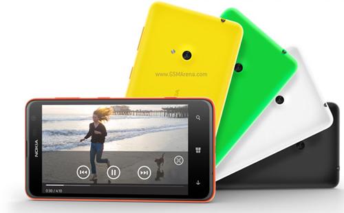 Lumia 625 trình làng, giá 6,2 triệu đồng - 2