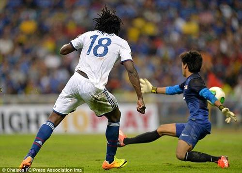Chelsea: Nếu Rooney không về - 2