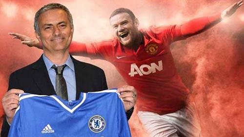 Chelsea: Nếu Rooney không về - 1