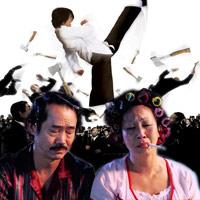 Video: Lở đất với Tuyệt đỉnh kungfu
