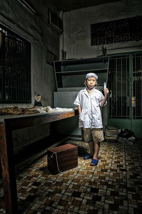 Hồ Quang: Nhiếp ảnh gia của trẻ em nghèo - 2