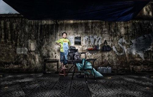 Hồ Quang: Nhiếp ảnh gia của trẻ em nghèo - 3