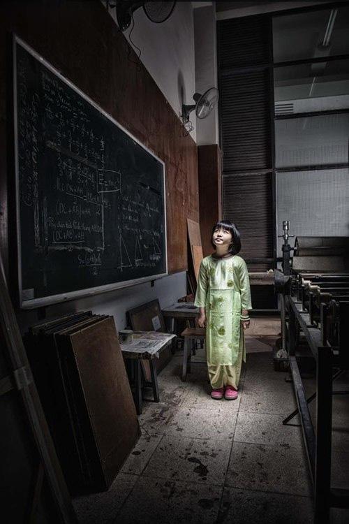 Hồ Quang: Nhiếp ảnh gia của trẻ em nghèo - 10