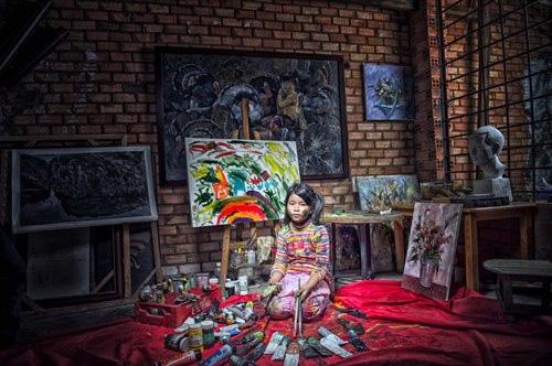 Hồ Quang: Nhiếp ảnh gia của trẻ em nghèo - 9