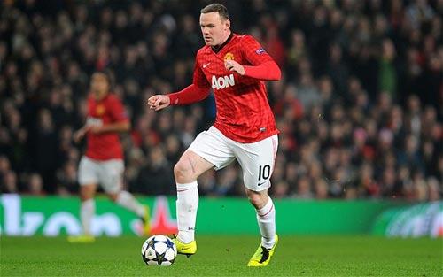"""MU-Cesc: Khi Rooney chỉ là """"đòn gió"""" - 1"""