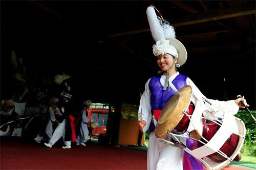 Á hậu Hoàng Anh xinh đẹp diện hanbok - 12