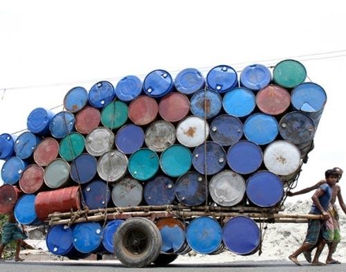 Xe máy chở vịt ở Việt Nam lên báo Mỹ - 8