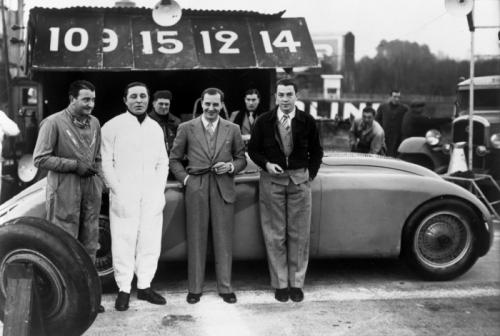 "Bugatti Legend ""Jean-Pierre Wimille"": Vinh danh huyền thoại - 3"