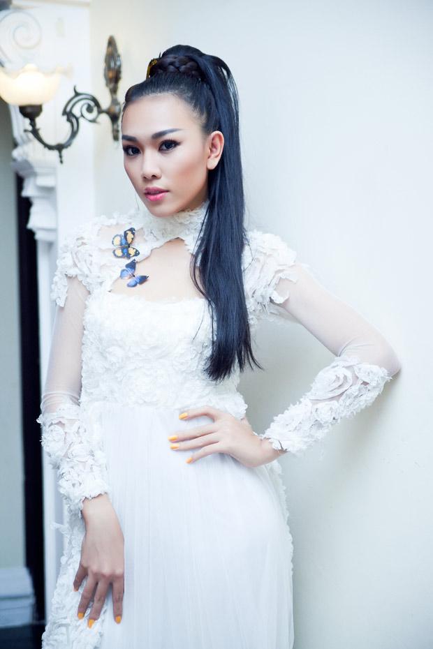 Minh Triệu táo bạo với áo vest - 9