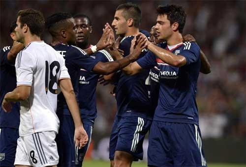 Lyon - Real: Ngược dòng ngoạn mục - 1