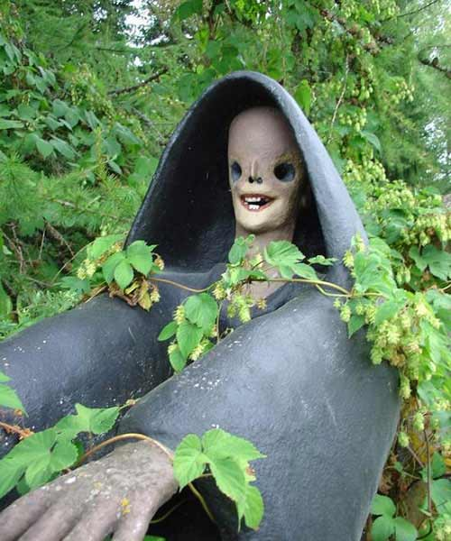 Những bức tượng kỳ quái ở rừng Phần Lan - 11