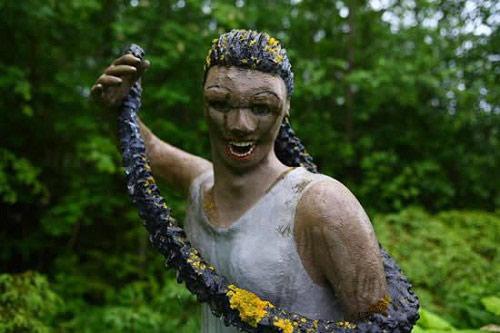 Những bức tượng kỳ quái ở rừng Phần Lan - 6