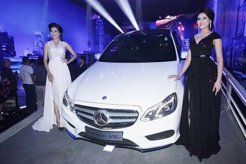 Mercedes-Benz Fascination 2013 chính thức khai màn - 2