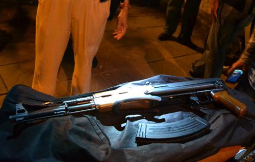 NK141: Vừa mua được súng trường, gặp ngay 141 - 1