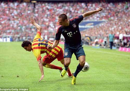 Bayern 2-0 Barca: Dấu ấn Pep Guardiola - 1