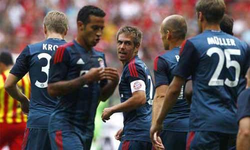 Bayern 2-0 Barca: Dấu ấn Pep Guardiola - 2