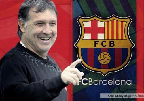 Messi phủ nhận việc tác động đến Martino - 1
