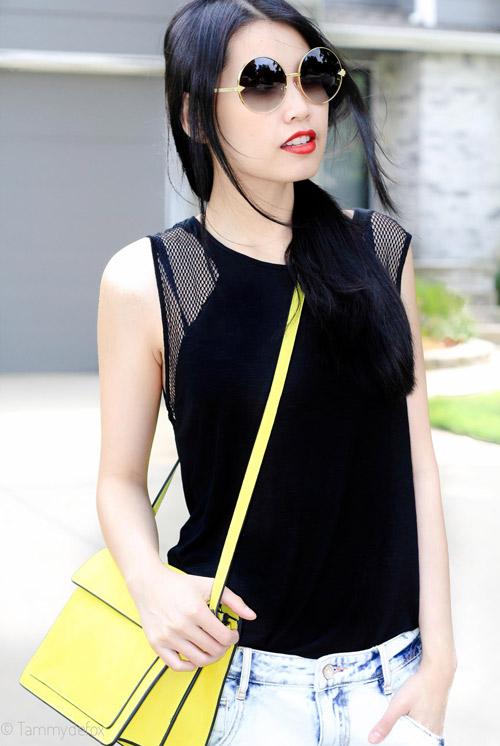 Ngắm gu thời trang của fashionista Việt - 8