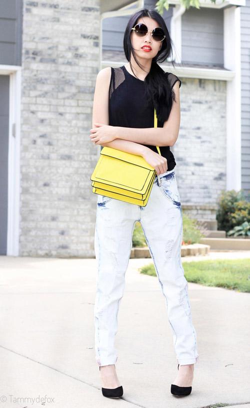 Ngắm gu thời trang của fashionista Việt - 9