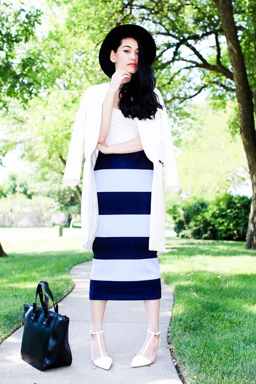 Ngắm gu thời trang của fashionista Việt - 14