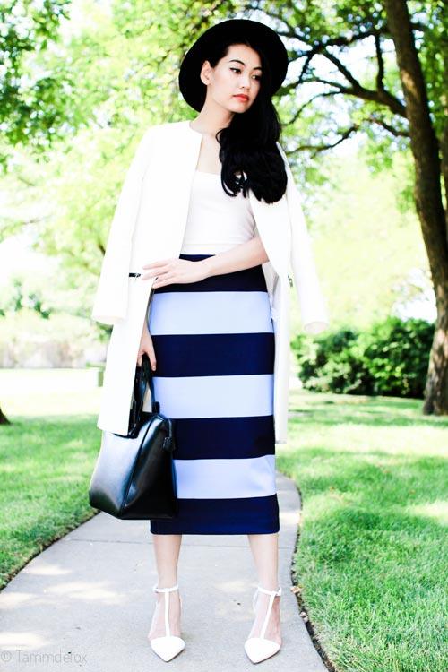 Ngắm gu thời trang của fashionista Việt - 16