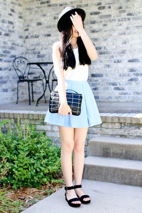 Ngắm gu thời trang của fashionista Việt - 3