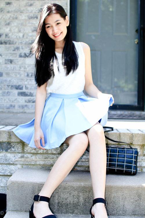 Ngắm gu thời trang của fashionista Việt - 4