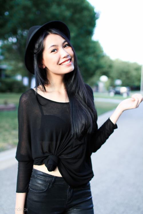 Ngắm gu thời trang của fashionista Việt - 1