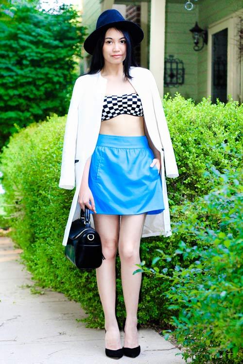 Ngắm gu thời trang của fashionista Việt - 12
