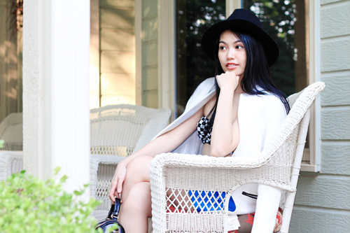 Ngắm gu thời trang của fashionista Việt - 13