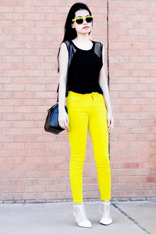 Ngắm gu thời trang của fashionista Việt - 7