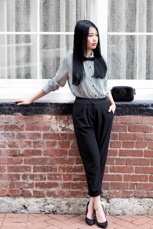 Ngắm gu thời trang của fashionista Việt - 11