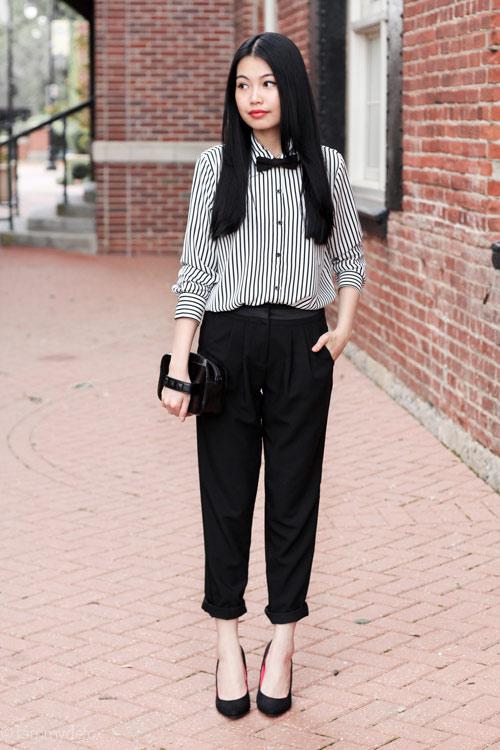 Ngắm gu thời trang của fashionista Việt - 10
