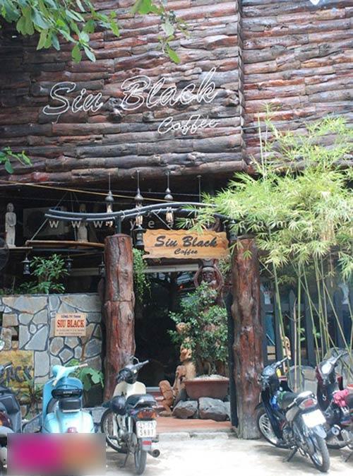 Ngắm lại quán cafe cũ của Siu Black - 1