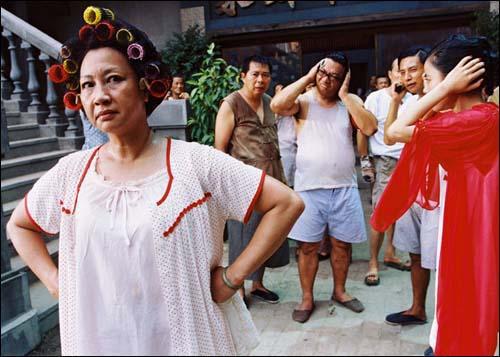 Bí mật về bà chủ dữ của Tuyệt đỉnh kungfu - 3