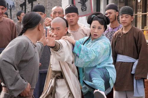 Bí mật về bà chủ dữ của Tuyệt đỉnh kungfu - 9