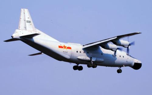 """Chiến đấu cơ Nhật """"xua"""" máy bay quân sự TQ - 1"""
