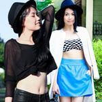 Thời trang - Ngắm gu thời trang của fashionista Việt