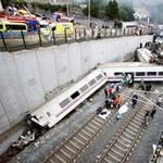 Tin tức trong ngày - Tai nạn tàu hỏa TBN: Lái tàu vào cua 190 km/h